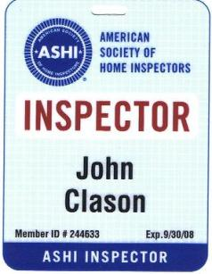 Johns ASHI ID Badge